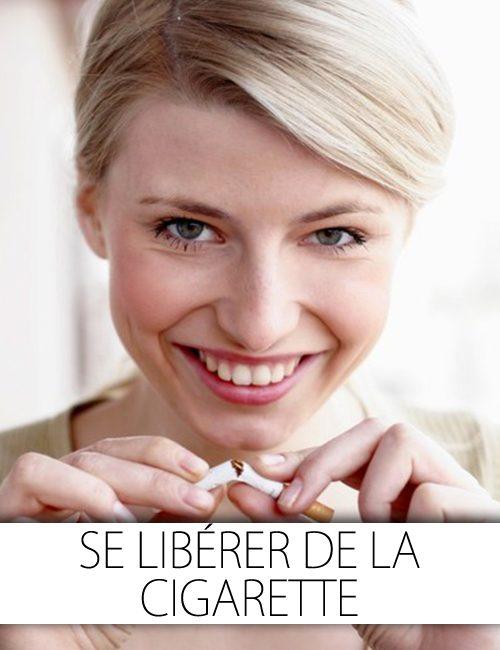 Tabac: arrêter de fumer