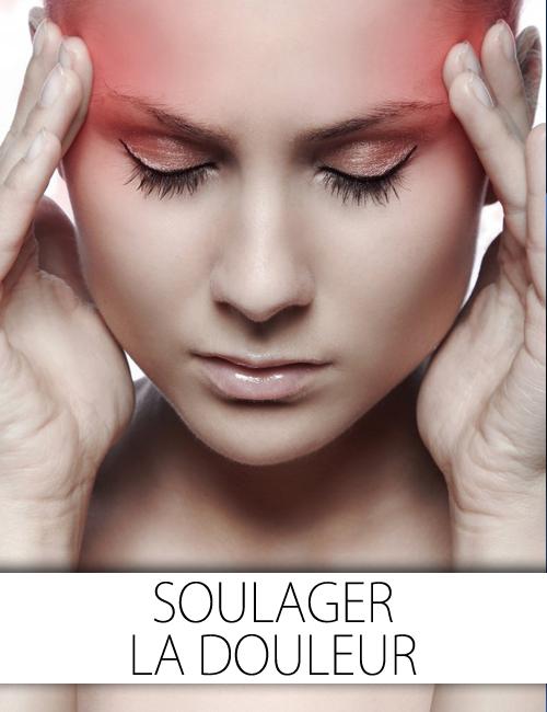 Soulager la migraine
